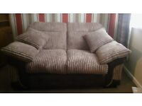 SCS 2 seater settee, immaculate condition
