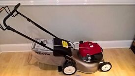 Honda HRG415C3 IZY Self-Propelled Petrol Lawnmower