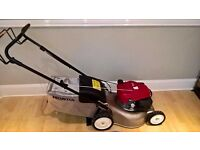 Honda HRG415C3 IZY Self-Propelled Petrol Lawnmower