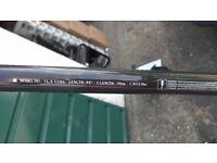 "Daiwa Sea Fishing Rod VL-X U210A 9' 8"" Complete with 2 reels and line"