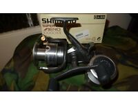 SHIMANO 10,000 XTE super baitrunners