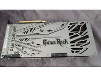 Rare Palit GeForce RTX 3080 GameRock 10GB oc