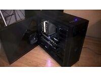 Gaming PC - I7 2700K 4.2HHz, 24GB DDR3 RAM, 2 x 4GB GTX 680s in SLI, 120GB SSD inc Steam Games