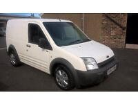 FORD TRANSIT CONNECT 2005 55 REG CLEAN RELIABLE VAN 1 YEARS MOT