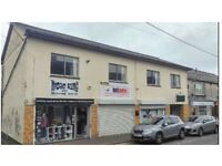 Presmises To Let in town centre, Caerphilly