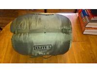 Snugpak elite 5 sleeping bag, used once...