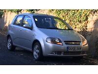 Chevrolet kalos. 2006 56 plate. Alloys Silver 4 door. Spares or repair. Tel 07742542167