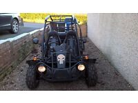 PGO Quadzilla 250 Bugrider