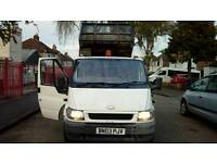 Ford tipper 3 way