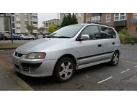 Mitsubishi Space Star 1.6 EQUIPPE (silver) 2002