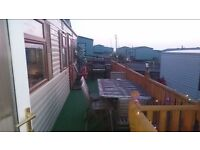2 bed caravan clarach bay holiday village holiday let only *£50 represent deposit