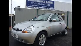 2005 55 FORD KA - 1.2 - COLLECTION - 54,000 MILES FSH - 12 MONTHS MOT - SERVICED - WARRANTY