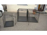 2 large dog crates £30 each