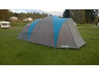 Invert-6, 3 season family tent by Zempire