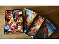Spiderman Trilogy DVD box set