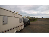 2 berth Lunar Clubman 475-2 EK 1996 fully loaded and ready to go