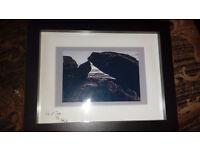 "8x6"" Isle of Tiree Framed prints 'Island House' (original Artist)"