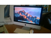 Apple Imac i5 8gb 1tb