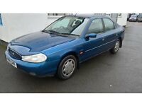 2000 Ford Mondeo LX auto 2.0l 16v hatchback (10 months MOT)