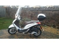 Scooter -Piaggio Medley 125cc ABS White