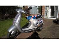 Vespa ET4 125cc 2004