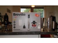 Breville stainless steel hand blender