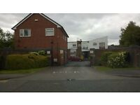 One Bed Flat Available Now £395pcm Alexandra Court Partington Over 18's - No DSS, Children or Pets