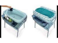 Chicco baby changing table and bath rrp £100 VGC