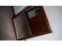 LARGE WALL MIRROR - FREE DELIVERY!