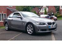 BMW 330i 2009 272BHP Semi-auto low milage mint condition