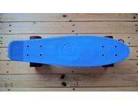 Skateboard vintage style 'Stereo Skateboard Company' Stereo Vynil Cruiser serie