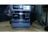 Original Polaroid 636 close up camera