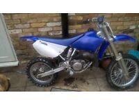 2007 Yamaha Yz85 not rm cr sx 125 swaps 600