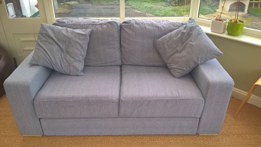 Nabru 2 Seater Modular Flat Pack Sofa Very Comfortable