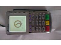Chip and Pin Machine -Verifone VX-810- NEW but show error message, need resetting and power supply