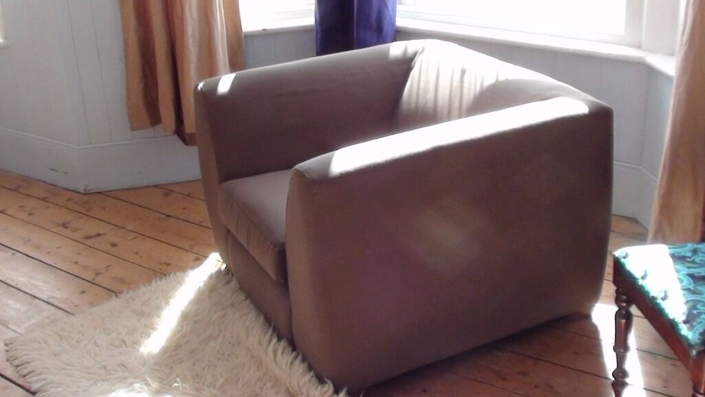 large arm chair by Oakridge