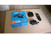 now tv box new condition,little use