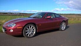 Jaguar XK8 4.2L 2004 Stunning Classic Radiant Red