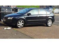 Ford Focus full year mot and new clutch