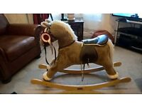 Mamas and Papas Childrens Rocking Horse Excellent Condition £35