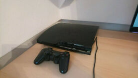 Playstation 3 PS3 Slim 3.55 FW 355 + Controller CECH 2003A