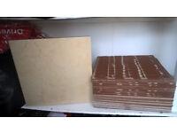 19 tiles size 34x34cm