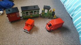 Postman pat vehicles