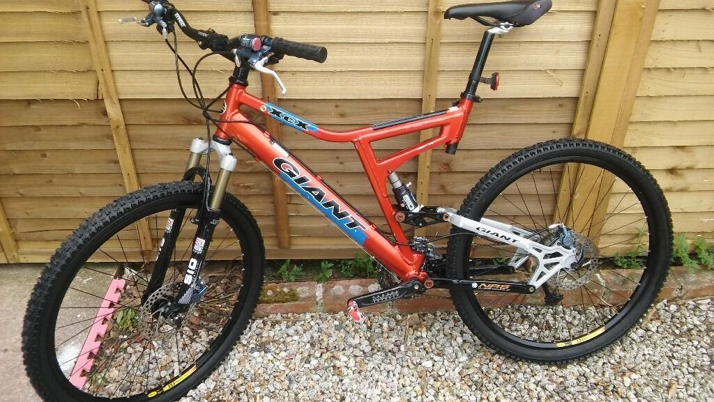 Bike Giant Ds Xcx In Redruth Cornwall Gumtree