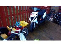 Piaggio zip 50cc 2stroke £450