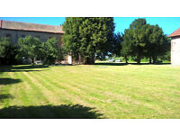 Grand French House 600m2, with 500m2 Barn, plus a cottage all set on 7073m2 of Land. France