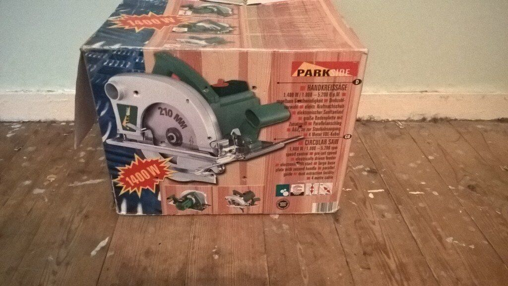 circular saw, great condition need gone asap
