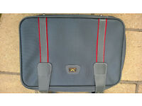 Mat Raselli small lightweight suitcase/ luggage - overnight case