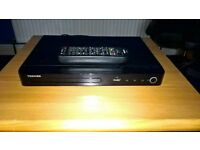Toshiba Blue Ray Dvd Player With Remote Control
