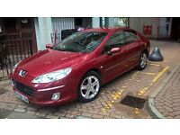 PEUGEOT 407 SPORT 2.0 HDI...MUST GO TODAY...BARGAIN
